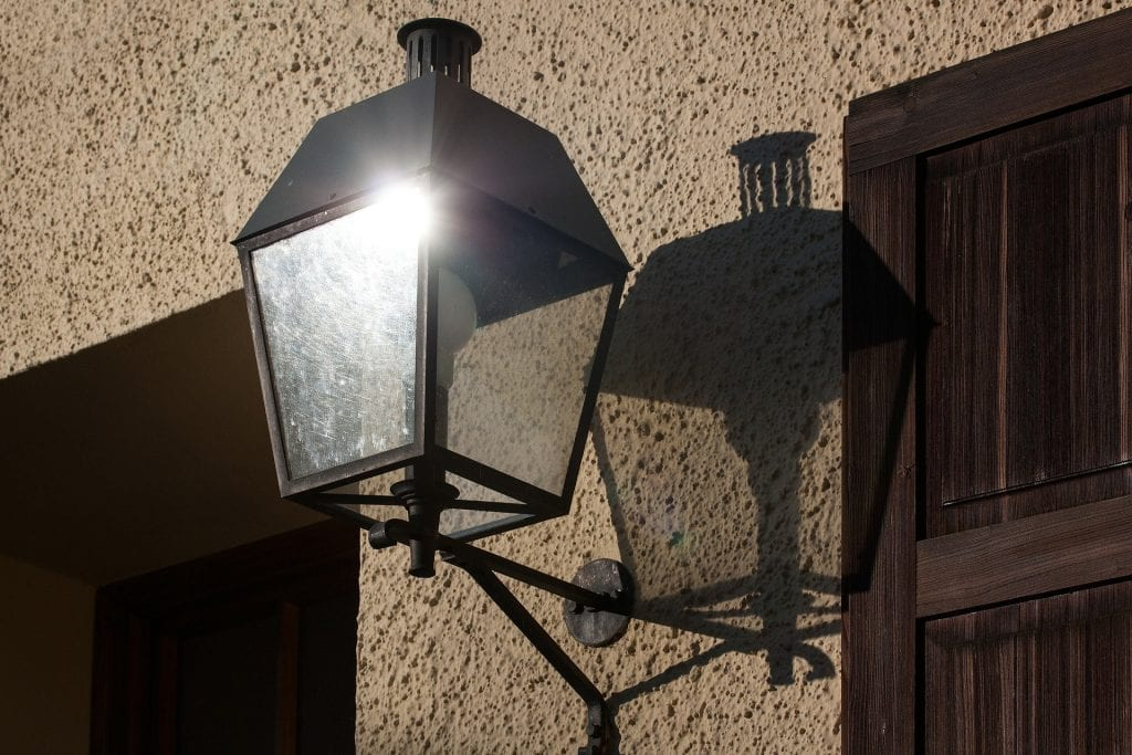 Contrôle des lumières