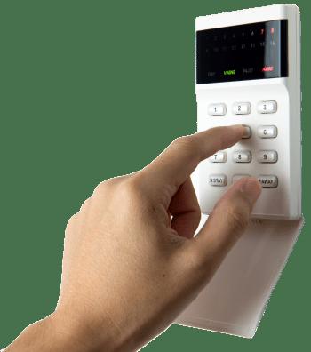 Système d'alarme résidentiel